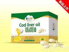 Cod liver oil 乳钙