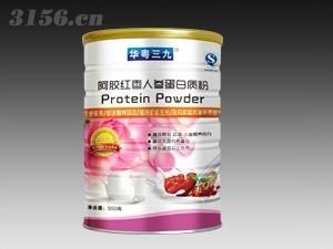 阿胶红枣人参蛋白质粉